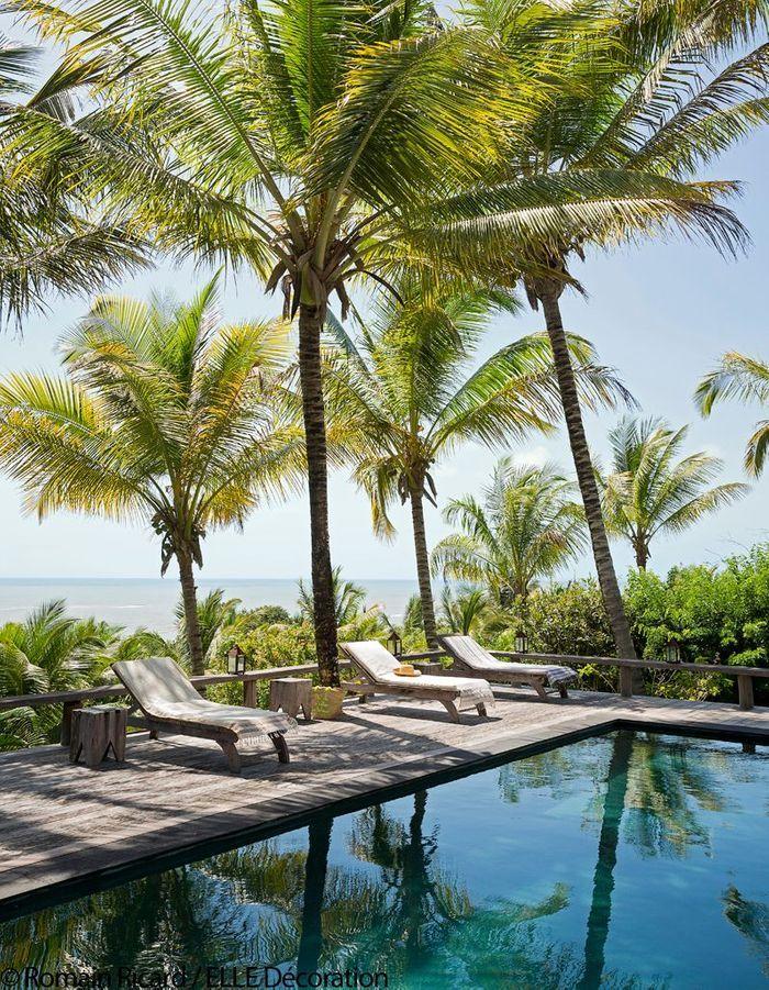 La maison de vacances de vos r ves c 39 est elle elle for Au bord de la piscine tours