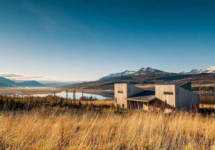Maison d'architecte en Islande