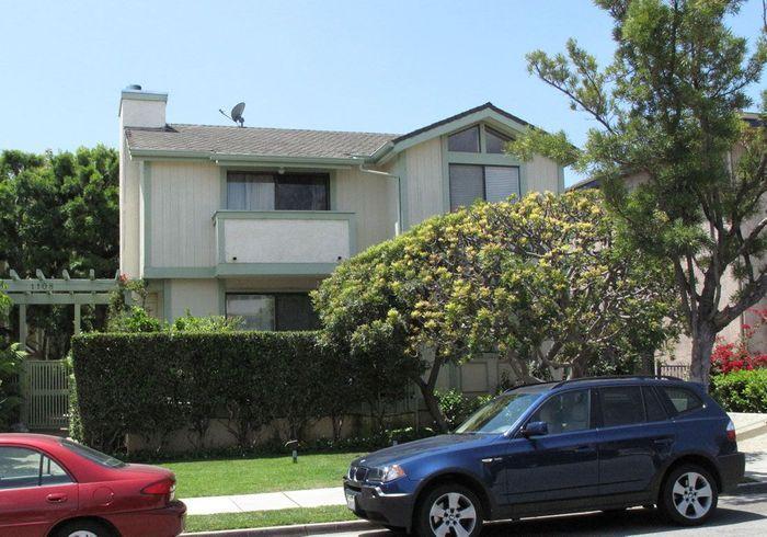 La villa (où a grandi) Jennifer Lawrence (Santa Monica, USA)