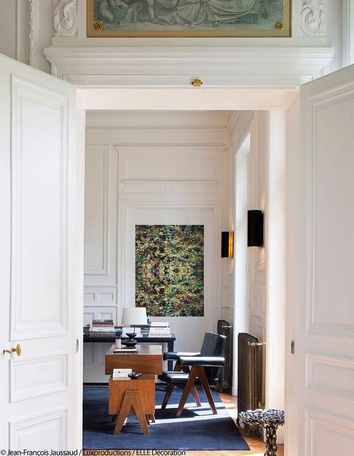 Bureau au mobilier iconique