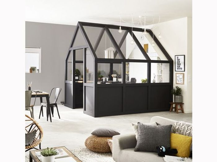 10 lofts pour s 39 inspirer elle d coration. Black Bedroom Furniture Sets. Home Design Ideas