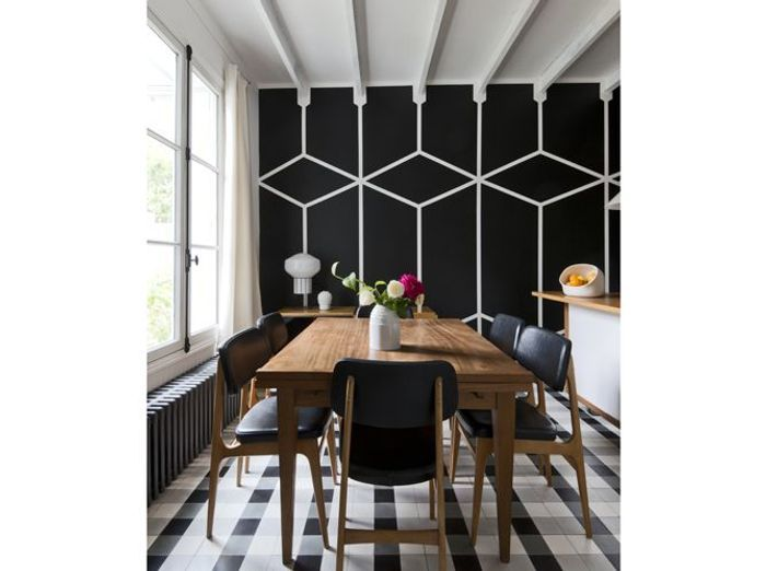 une salle manger au style scandinave with salle a manger style scandinave - Salle A Manger Style Scandinave