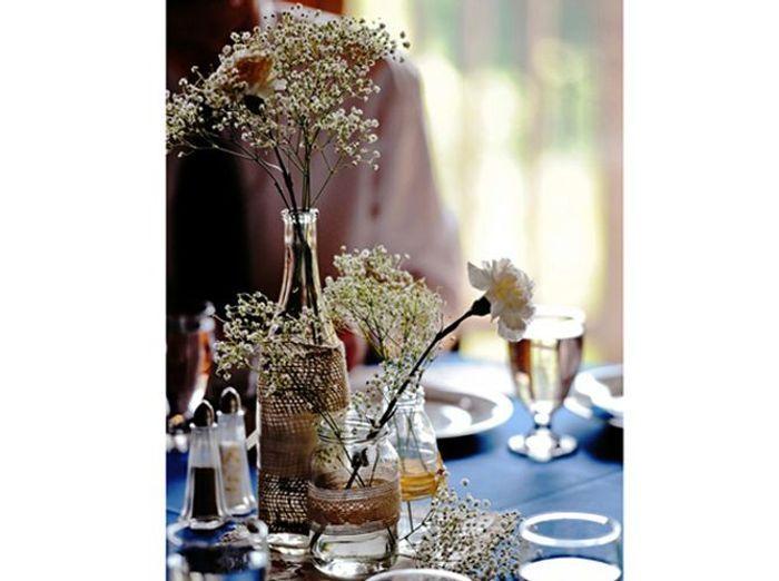 15 id es d co pour un joli centre de table de mariage for Site decoration maison gratuit