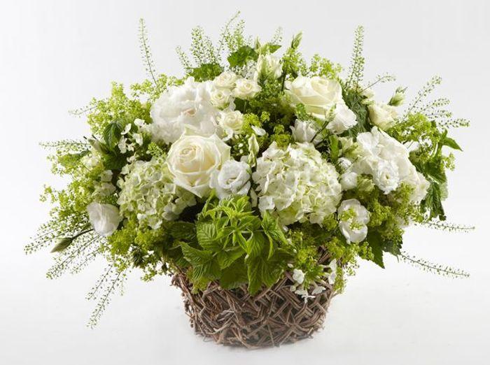 Fleurs mariage lieu interflora