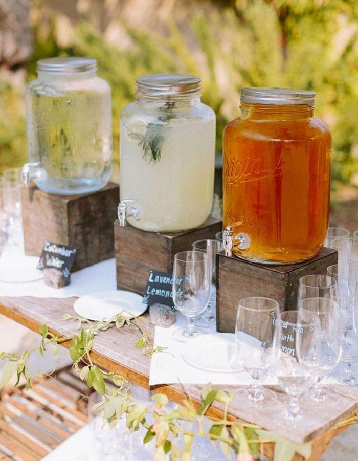Disposez plusieurs fontaines à boisson en libre service