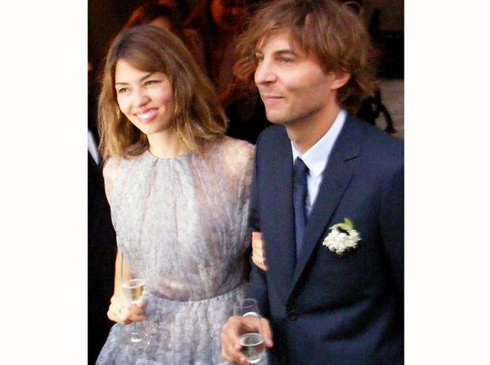 Le mariage de Sofia Coppola et Tomas Mars