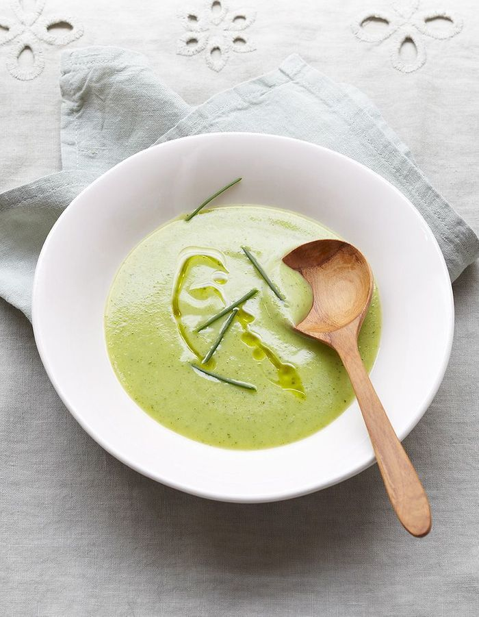 Soupe minceur aux courgettes des soupes l g res pour - Cuisine minceur rapide ...