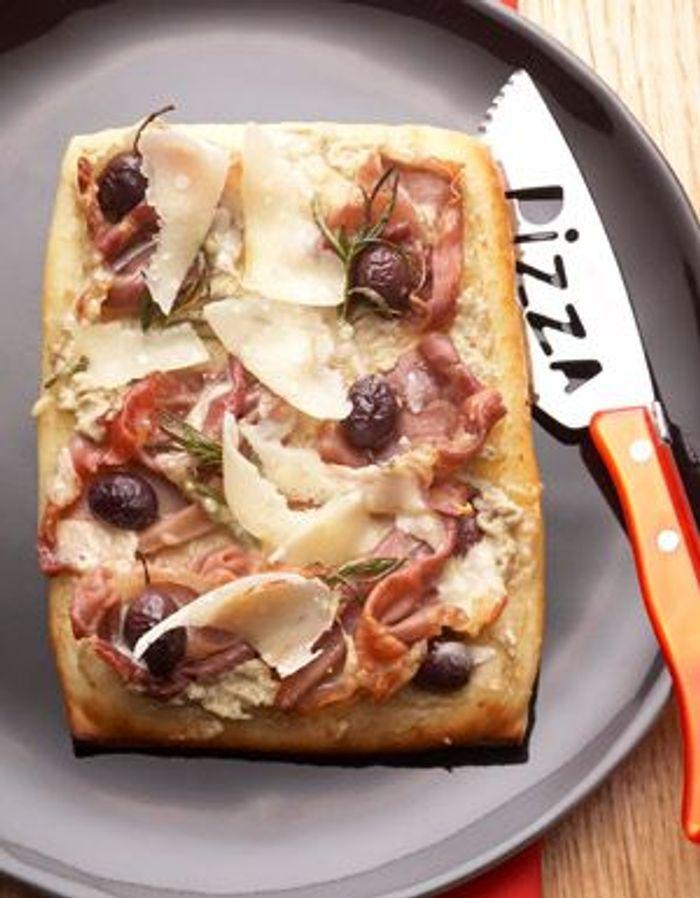 la chic : pizza Parma