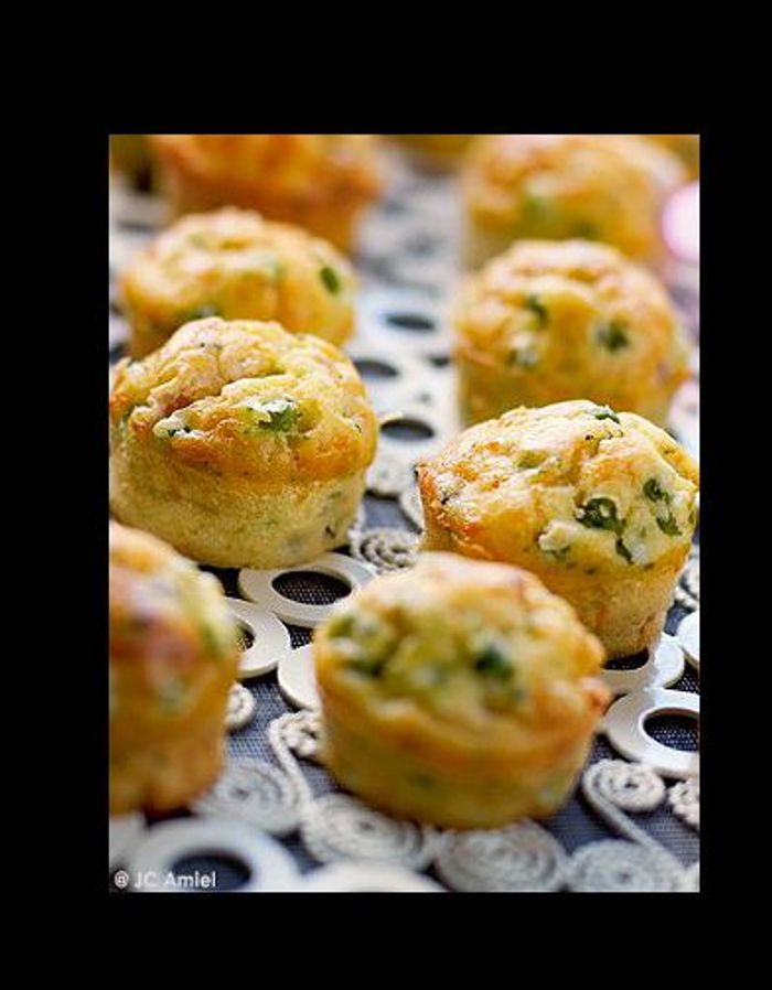 cuisine recettes pique nique muffins petits pois lardons. Black Bedroom Furniture Sets. Home Design Ideas