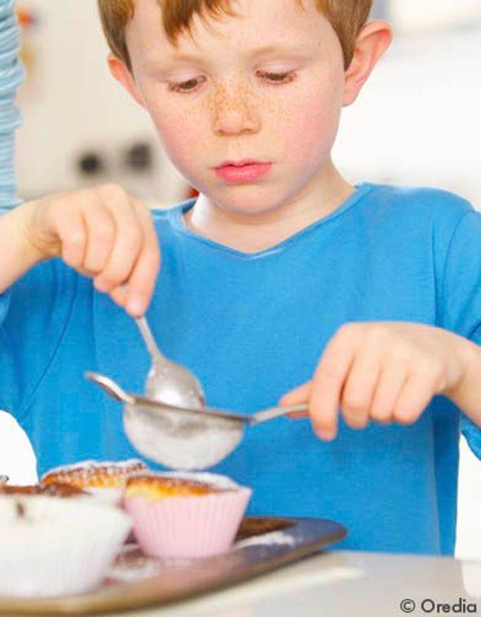 25 desserts pour les enfants 224 table