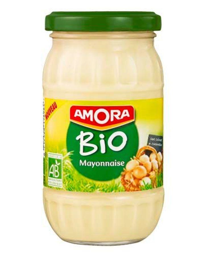 01211 amora bio mayonnaise 235 30 nouveaut 233 s bio 224 ne