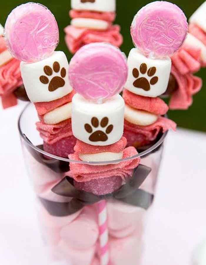 brochette de bonbons bouquet 10 brochettes de bonbons. Black Bedroom Furniture Sets. Home Design Ideas