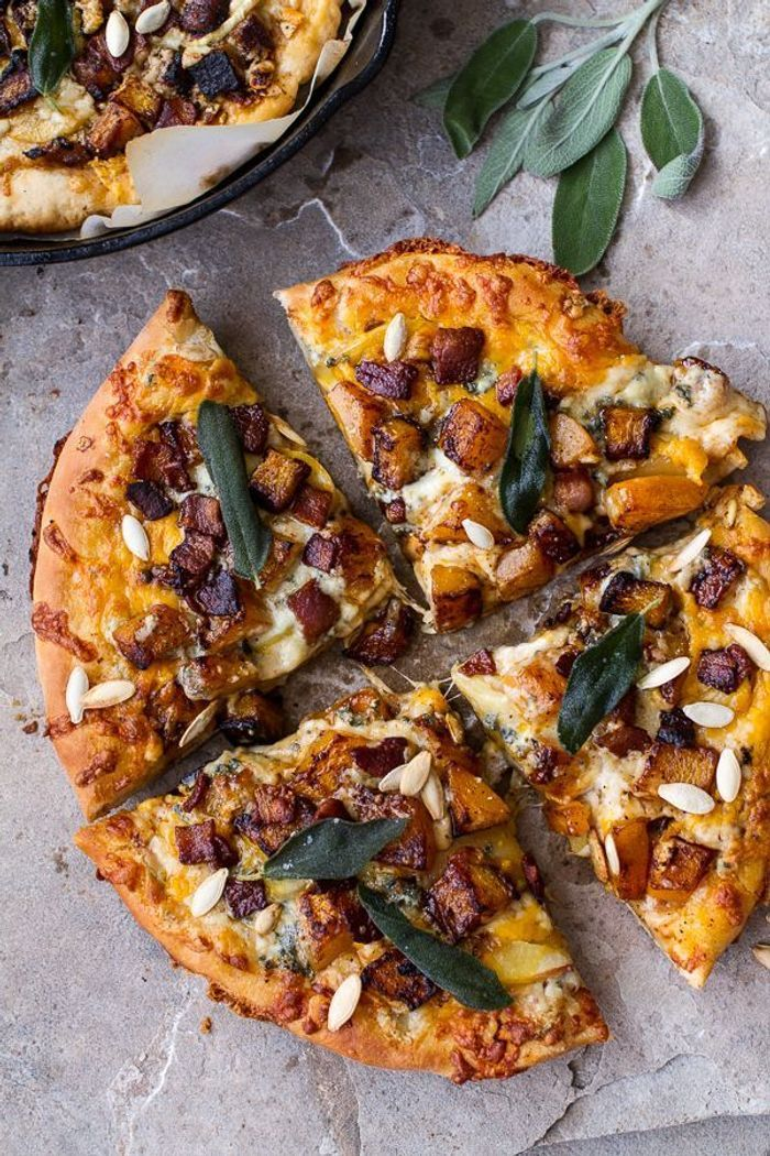 Pizza butternut
