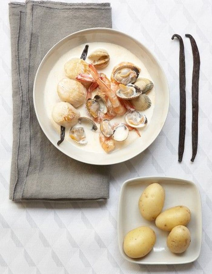 Cuisine ancienne la blanquette 10 recettes de cuisine ancienne revisit es elle table - Recette cuisine ancienne ...
