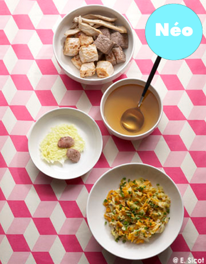 Pot au feu neo recettes de maman du tradi au n o for Maman cuisine x