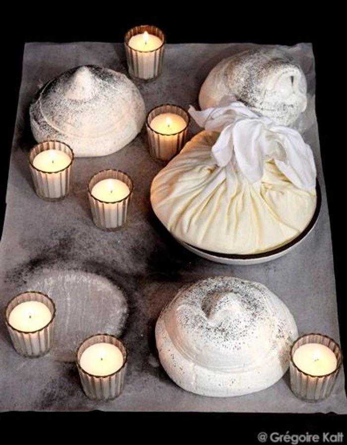 Fontainebleau et meringues no l les recettes faciles d 39 alexandre gauthier elle table - Table des marechaux fontainebleau ...