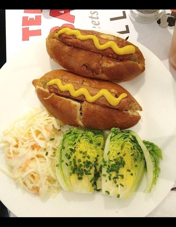 hot dog nos 35 bonnes id es pour frimer en cuisine elle table. Black Bedroom Furniture Sets. Home Design Ideas
