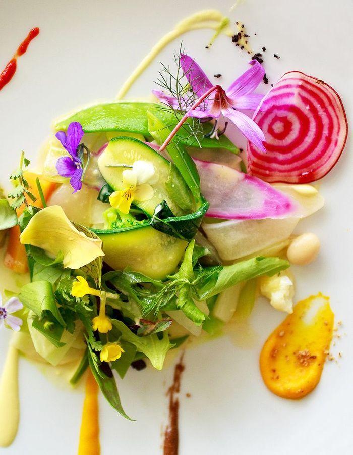 Plat gastronomique d couvrez les plats signatures des grands chefs elle table - Recette plat gastronomique ...
