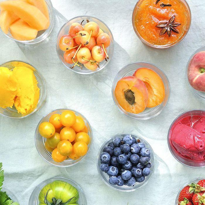 Un été 100% fruits !