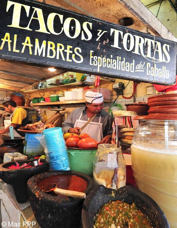 Une cantine mexicaine dans votre cuisine