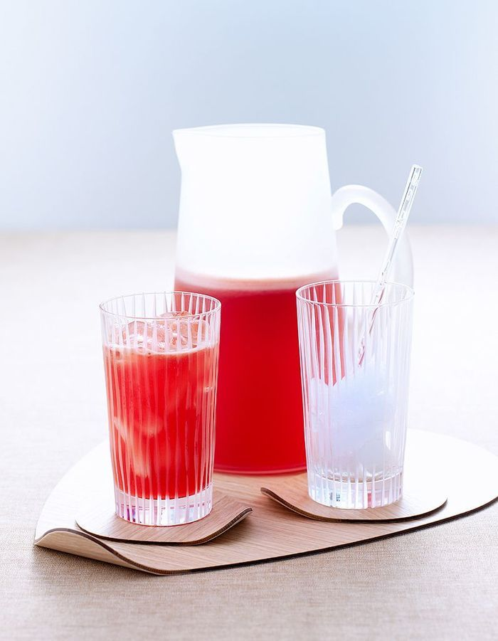 Jus fortifiant pamplemousse canneberge