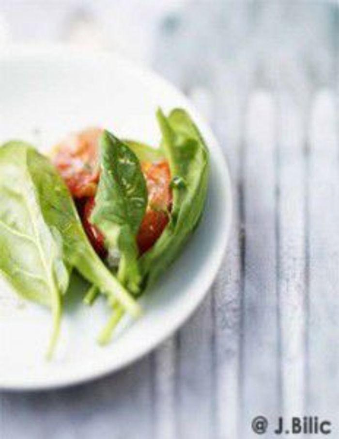 Recettes Dépinards Frais Qui Font Envie Elle à Table - Comment cuisiner des epinards frais