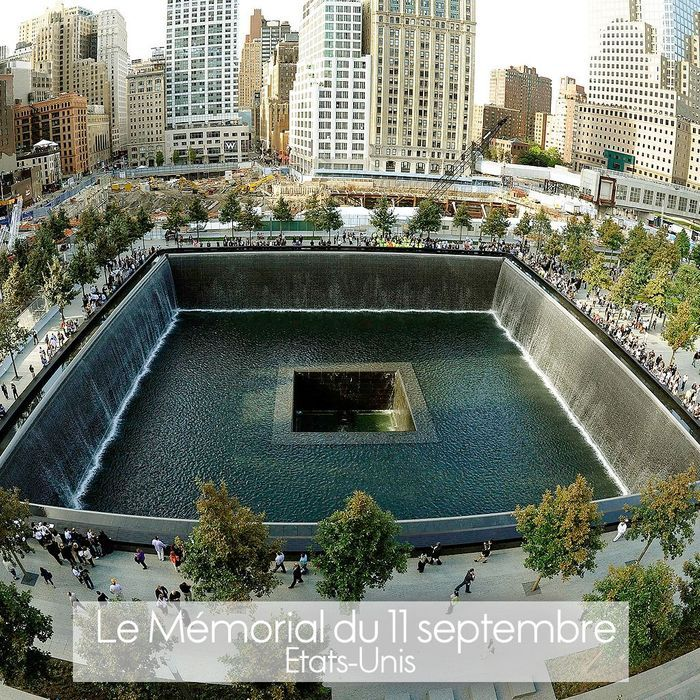 Le Memorial du 11 septembre a New York