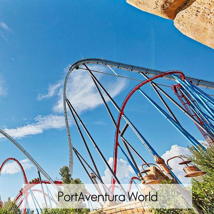 portaventura world barcelone espagne les meilleurs parcs d attraction d europe class s par. Black Bedroom Furniture Sets. Home Design Ideas