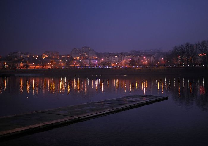 Belgrade, en Serbie