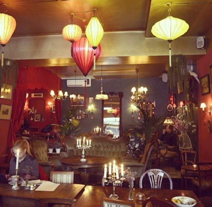 un caf que faire stockholm best of de nos meilleures adresses elle. Black Bedroom Furniture Sets. Home Design Ideas