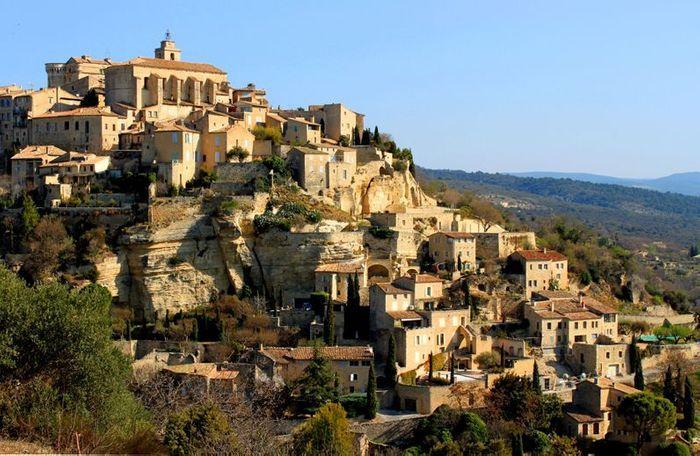 Le village de gordes vaucluse les 15 plus beaux coins - Les plus beau village du var ...