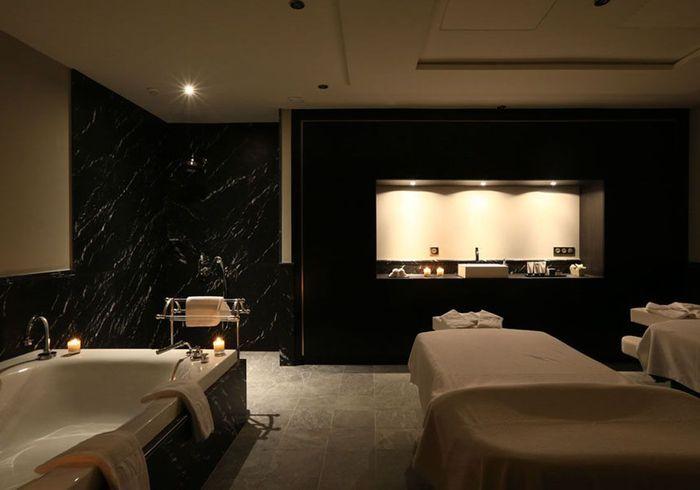 le domaine de manville dans le lub ron et si on passait le week end dans un spa elle. Black Bedroom Furniture Sets. Home Design Ideas