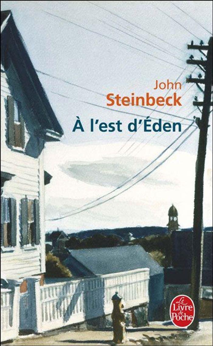 a l est d eden de john steinbeck 21 livres lire au moins une fois dans votre vie elle. Black Bedroom Furniture Sets. Home Design Ideas