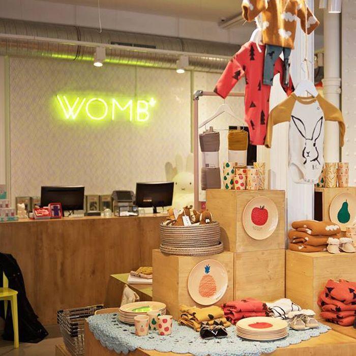 Paris : un atelier à la boutique Womb