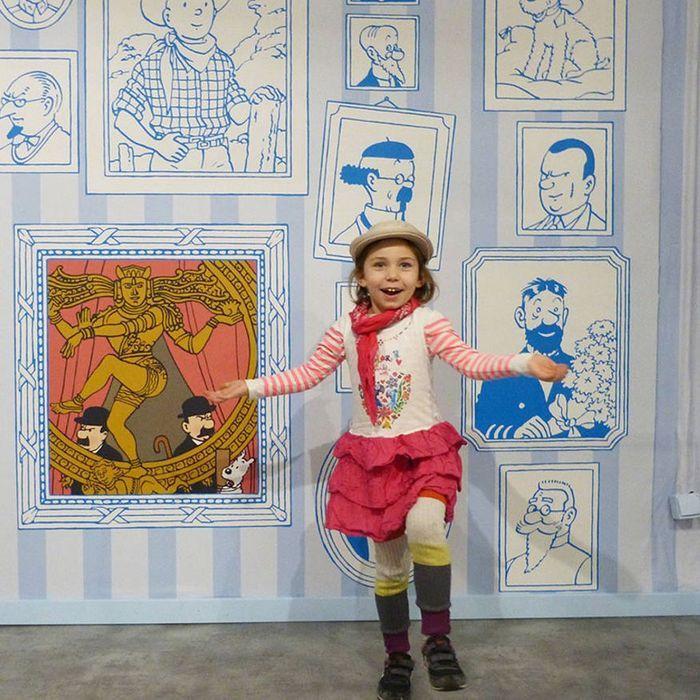 Paris : une expo ludique au Musée en herbe