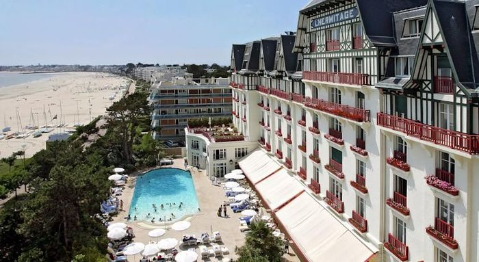 Un h tel en bord de mer la baule top 10 des plus beaux for Hotels la baule