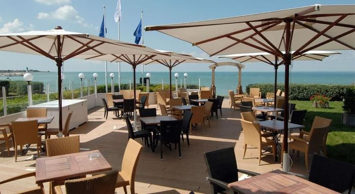 Restaurant Ile De R Ef Bf Bd Vue Sur Mer