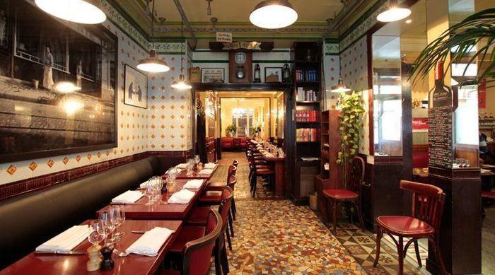 le bistrot paul bert 10 brasseries parisiennes qui changent de l ordinaire elle. Black Bedroom Furniture Sets. Home Design Ideas