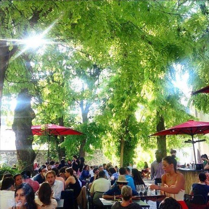 Caf a nos meilleurs restaurants avec terrasse paris for Restaurant avec jardin terrasse paris