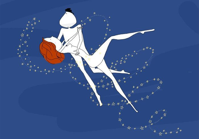 Le Kama-sutra de la semaine : 7 positions célestes pour faire l'amour sous les étoiles