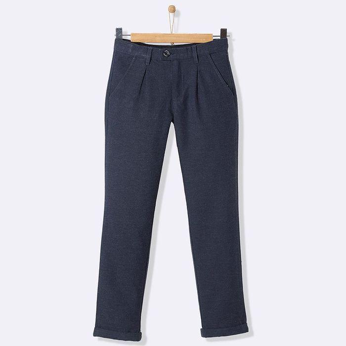 Pantalon chino garcon, Cyrillus