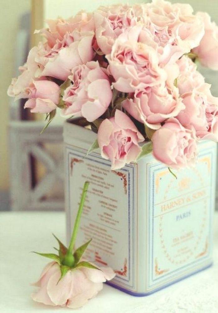 Bouquet De Roses Romantique Les Plus Beaux Bouquets Romantiques Elle