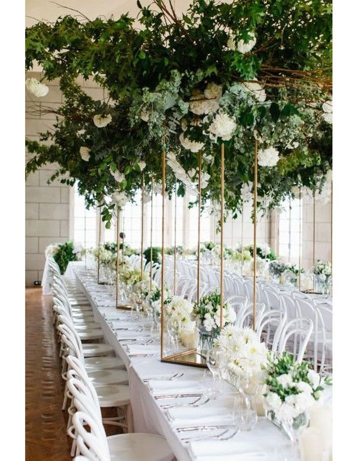 Centre de table arbre centre de table nos 20 jolies id es pour un mariage - Pinterest centre de table ...