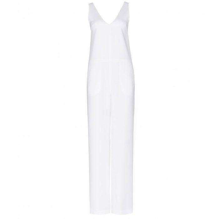 combinaison blanche t by alexander wang 30 combinaisons blanches pour moderniser la robe de. Black Bedroom Furniture Sets. Home Design Ideas