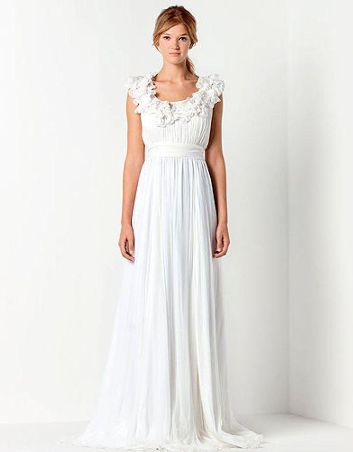 Robe de mari e max mara 100 robes de mari e pas comme for 50 robes de mariage anniversaire