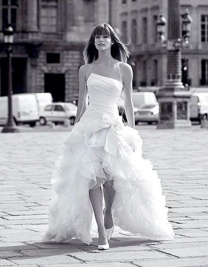 Mode tendance shopping mariage robe mariee euriell robe for Boutiques de robes de mariage de miami