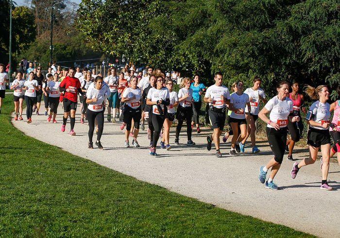 Nos super runners en action
