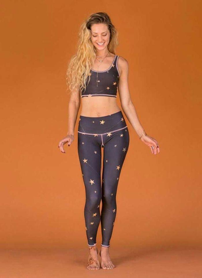 Vêtement de yoga Teeki