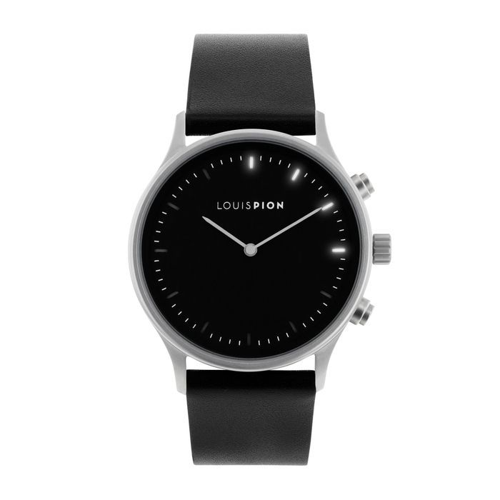 montre connect e louis pion 10 montres connect es qui remettent les pendules l 39 heure elle. Black Bedroom Furniture Sets. Home Design Ideas