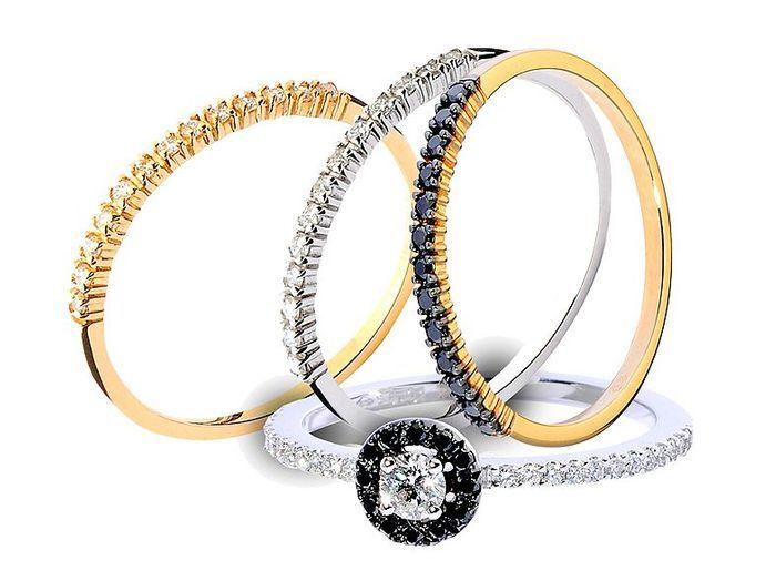 mode guide shopping bijoux joaillerie luxe bague megalithes bagues jeux de superpositions elle. Black Bedroom Furniture Sets. Home Design Ideas